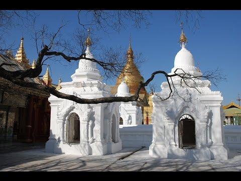 PhuotTV | Ep.33 - Chùa Kuthodaw (Kuthodaw pagoda, Mandalay, Myanmar)