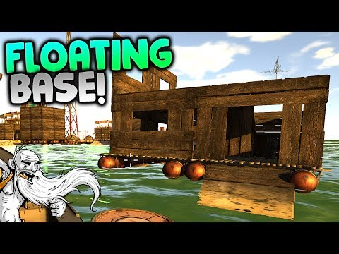 "Landless Gameplay - ""FLOATING BASE!!!""  - Let's Play Walkthrough"