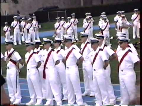 USMMA - Class of 2002 Acceptance Day 1998 - Part 1