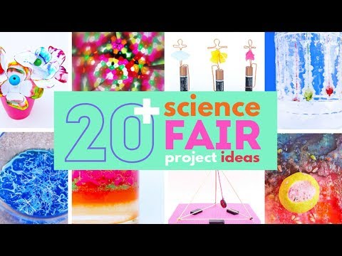 Acquire Some Great Inspiration Using These Science Fair Subject Ideas