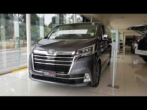 2020 Toyota Granvia VX/Super Grandia  In Depth Tour Interior And Exterior