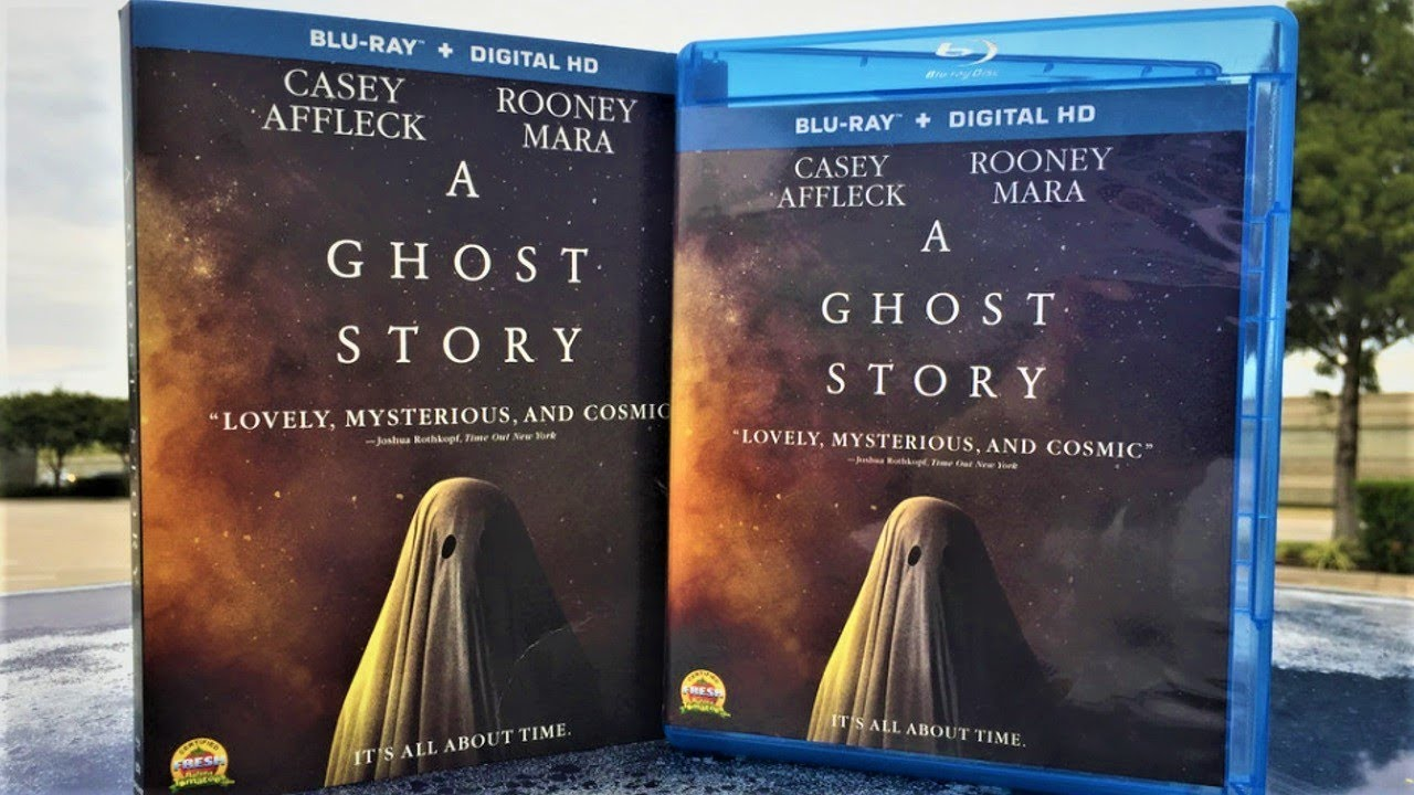 Download A Ghost Story Blu-ray Unboxing & Review - Casey Affleck/Rooney Mara