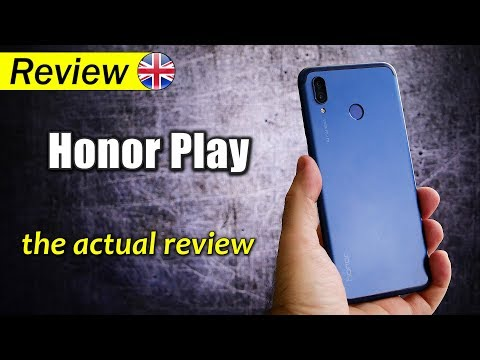 Honor Play Review Buzztmz