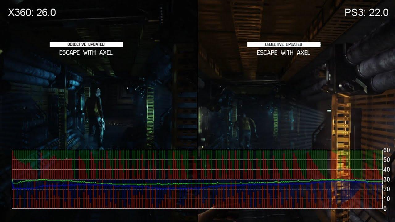 Face-Off: Alien: Isolation • Eurogamer net