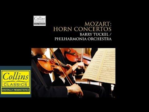 Mozart - Horn Concertos (FULL ALBUM)