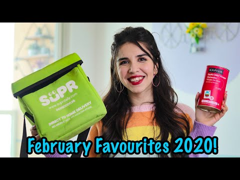 *before-time?!*-february-favourites-2020!-food,-skincare,-haircare,-tech,-movies-&-more!-|-heli-ved
