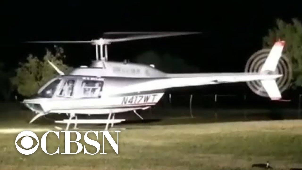 Wedding Helicopter Crash.Texas Newlyweds Reportedly Killed In Helicopter Crash After Wedding