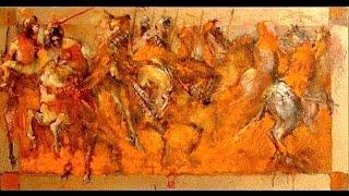 Gregor JAKUBOWSKI : Les NEUF PREUX - The NINE WORTHIES (music: Grieg & Equinox Ensemble), 2003-2004