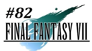 Final Fantasy 7 Walkthrough (82) Rocket Town Huge Materia (Rude (2) Boss Battle)
