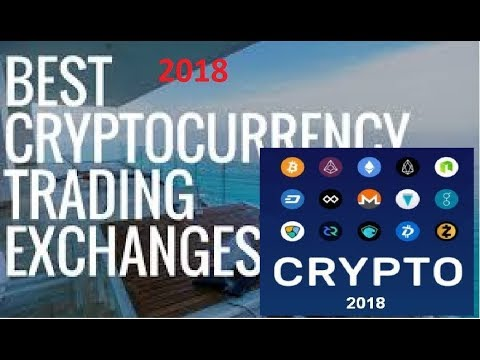 Top 3 Crypto Coin EXCHANGES - Best Out There IN 2018