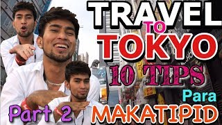 Travel to TOKYO - Part 2