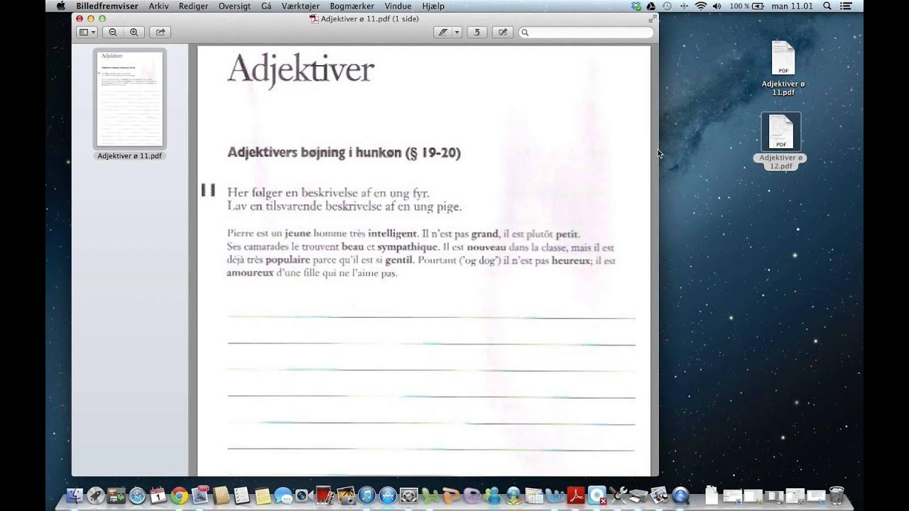 sammensæt pdf filer mac