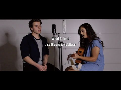 What A Time - Julia Michaels ft Niall Horan  Cover by Noah Alvarado and Micayla Serrato