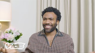 Donald Glover aka Childish Gambino on the Noisey Questionnaire of Life.