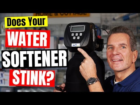 WATER SOFTENER Troubleshooting - DISINFECTING In 6 EASY STEPS!