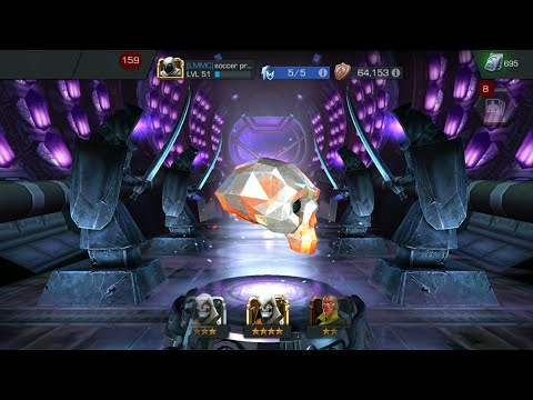 CAN I GET TASKMASTER IN THE MUSCLE MEMORY CRYSTAL!?!? [] Marvel Contest of Champions
