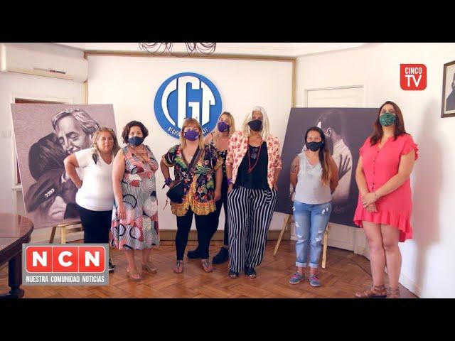 CINCO TV - Plenario de mujeres peronistas de la primera sección en Gaspar Campos