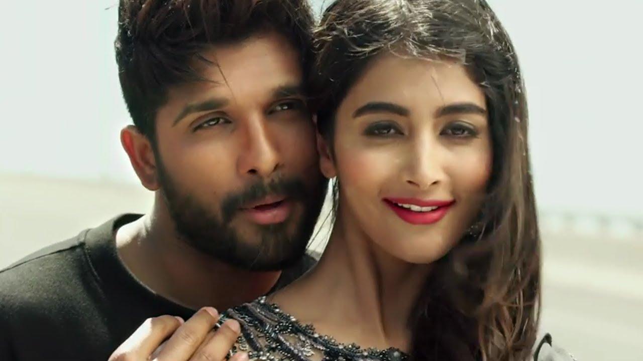 Allu arjun movie dj hindi song