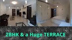 2 BHK & a Huge TERRACE, Emerald Building, Yari Road, Versova, Andheri West