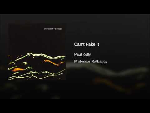 Can't Fake It