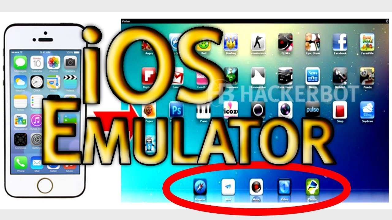 Ios Emulators For Pc How To Download And Use Is It Possible