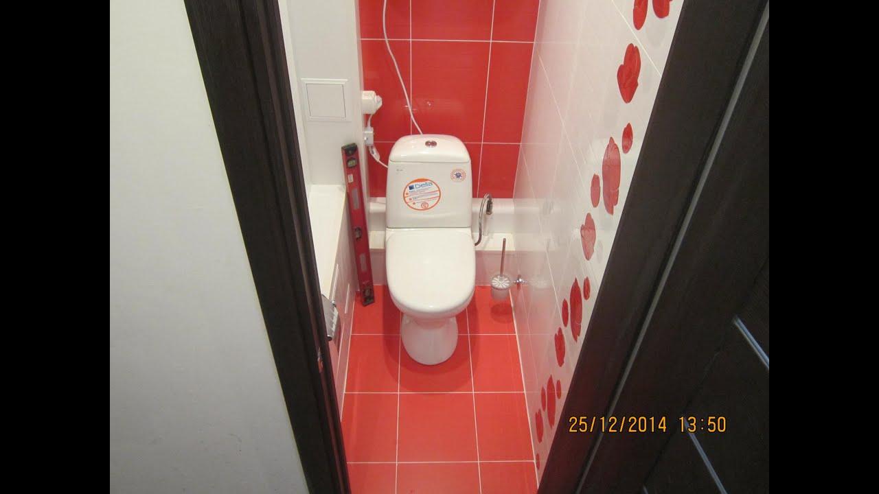 дизайн туалета с бойлером 7
