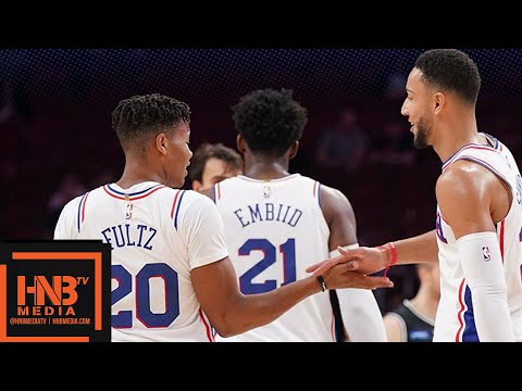Philadelphia Sixers vs Melbourne United 1st Half Highlights | 28.09.2018, NBA Preseason