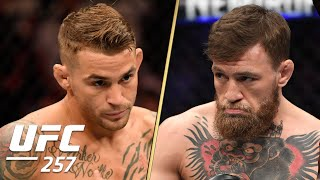 Dustin Poirier vs. Conor McGregor 2 Walkouts | UFC 257 | ESPN MMA