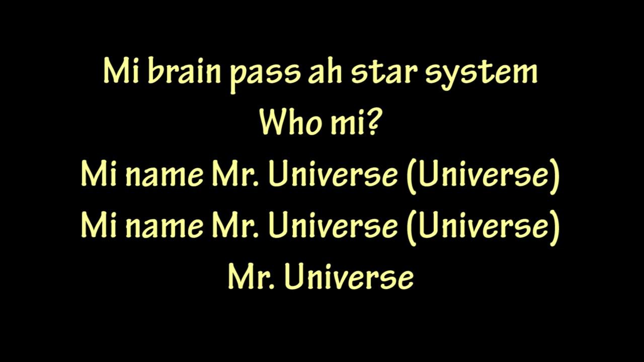 Download Skillibeng - Mr Universe (lyrics)