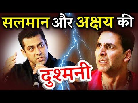 Salman Khan ने Akshay Kumar को किया IGNORE, बढ़ गयी दुश्मनी