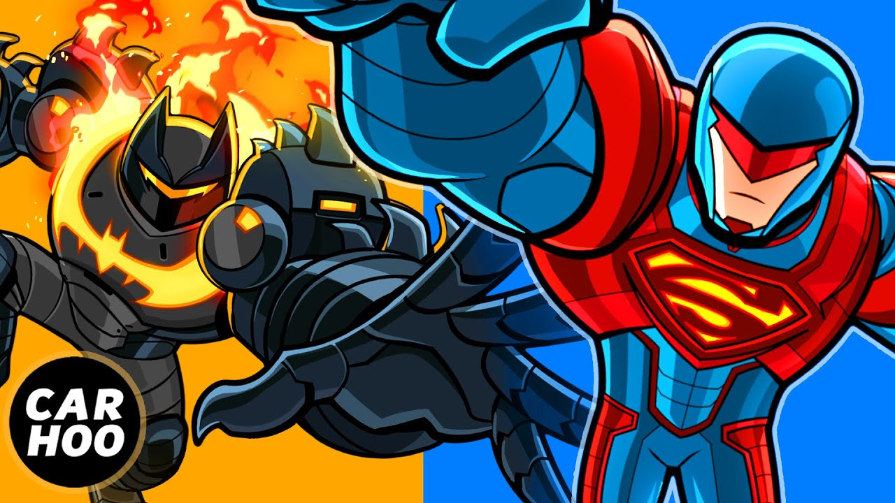 Download ARMORED DC SUPERHEROES