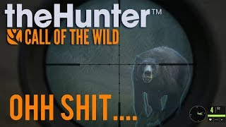 Hunter call of the wild - Ohh Sh**....