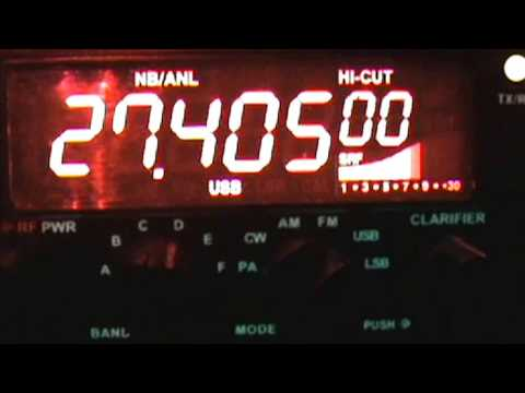CB Radio Christmas Weekend Dx PMR SSB FM British Mountain South Wales 27-28/12/2014
