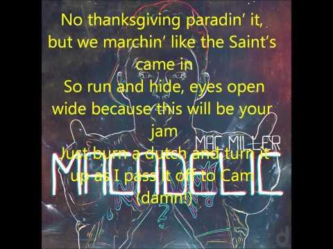 Mac Miller-Ignorant lyrics (Macadelic)