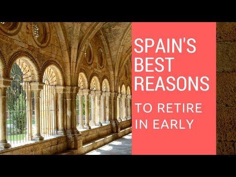 Spain: Best Reasons To Retire To Spain.  Living In Spain!