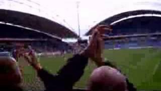 Idiots chanting - Huddersfield Blackpool