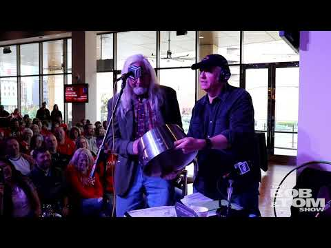 The BOB & TOM Show - Toast by Heywood Banks - Live in Cincinnati