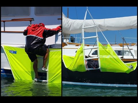 SOS Marine Recovery Ladder