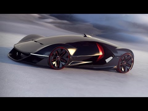Top 5 Concept Cars Of The Future 2017