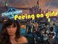 Crackdown 3: Peeing on girls
