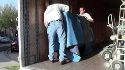 Loading a Piano into a Moving Truck