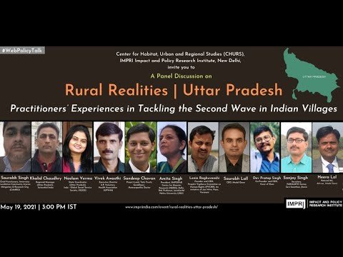 Rural Realities | Uttar Pradesh Practitioners' Experiences in Tackling the Second Wave