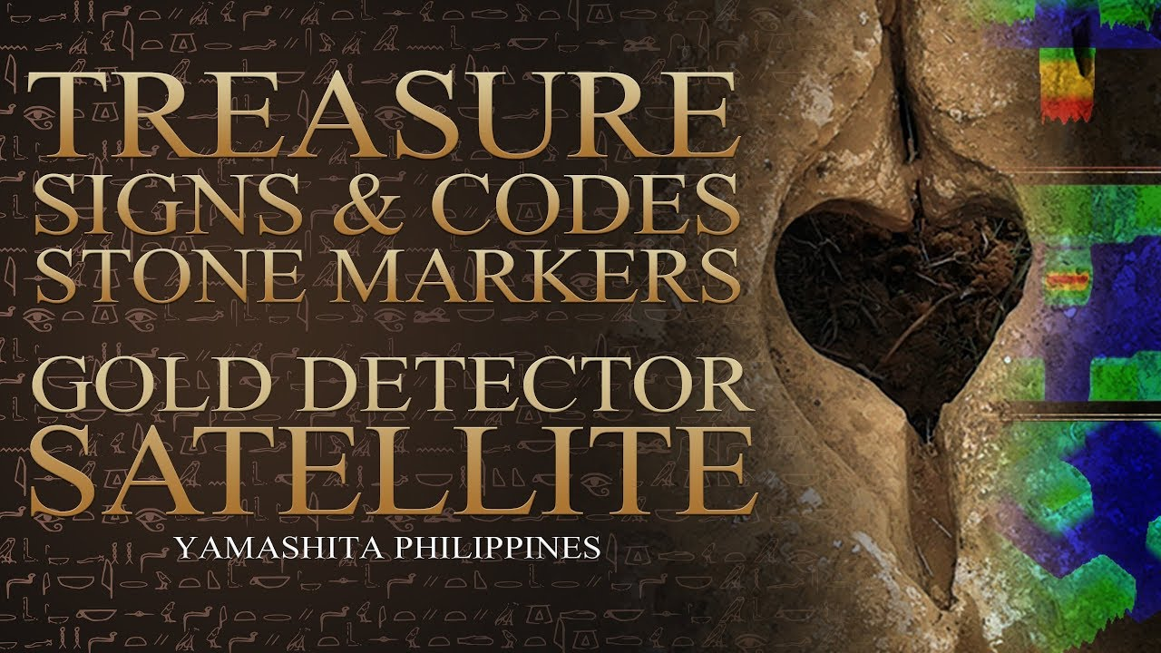 Yamashita Treasure Signs and Codes