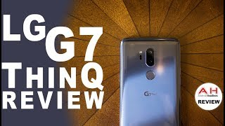 LG G7 ThinQ Review - Something Borrowed, Something New