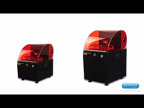 How To Setup Your Digital Wax Rapid Prototype Machine