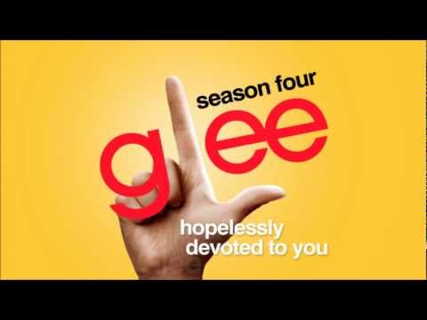 Hopelessly Devoted To You - Glee [HD Full Studio]