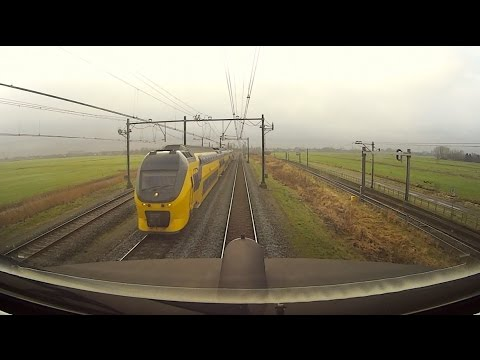 CABVIEW HOLLAND Almere - Amsterdam - Amersfoort ICM 2017