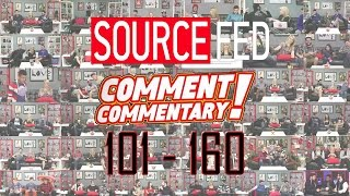 Gambar cover Funniest Moments of Sourcefed Comment Commentary 101 - 160!