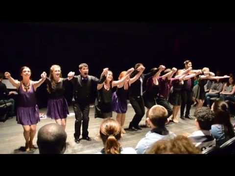 Class of 2016 Indiana University BFA Freshman Showcase - Opening: Hello / Heart and Music