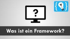 Was ist ein Framework in der Programmierung?